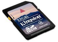 Secure Digital High Capacity Memory Cards