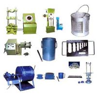 Aggregate Testing Lab Equipments