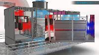Evaporative Cooling System