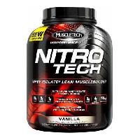 Nitro Tech Muscle Building Supplement