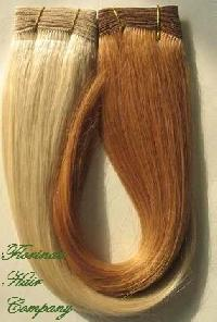 Remy Hair Color In  Weft Machine