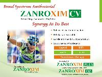 Zanroxim CV Tablets