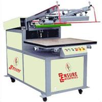 Semi Automatic Flat Screen Printing Machinery