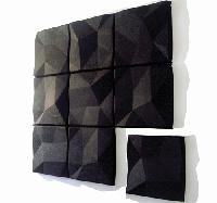 3D Acoustic Wall Panel