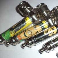 Bob Marley Metal Smoking Pipes