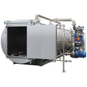 Superheated Water Spray Sterilizer