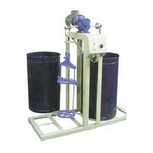 Wet Sieve Shaker Machine