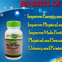 Benifits of Shilajit Capsule