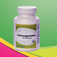 Herbal Supplement - Ashwagandha Capsule