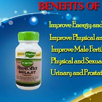 Uses of Shilajit Capsule