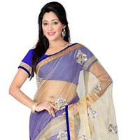 Bollywood Fashion Embroidery Saree