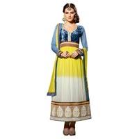 Bridal Party Wear Designer Anarkali Suit