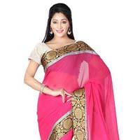 Indian Designer Wear Georgette Saree