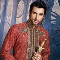 Designer Mens Wear Sharwani