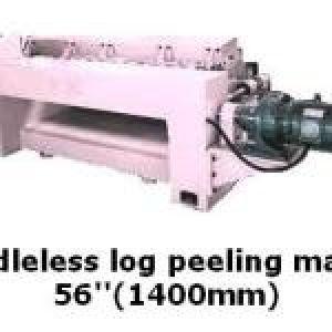 Log Peeling Lathe Machine