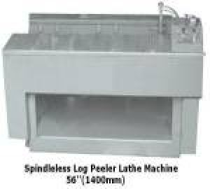 Spindle Less Veneer Log Peeling Lathe Machine