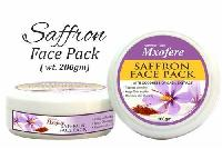 Saffron Face Pack