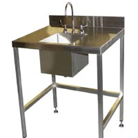 Stainless Steel Biological Laboratory Sink