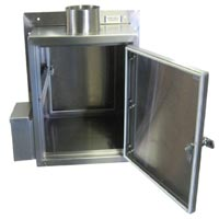 Stainless Steel Laboratory Pass Through Cabinet