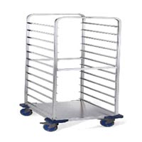 Stainless Steel Rack Trolley