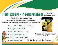 Hair Expert - Neelibringhadi Virgin Coconut Oil