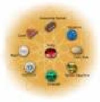 Gem Stones Protection Shield