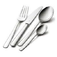 steel kitchen cutlery