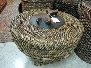 Large Floor Basket