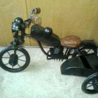 Iron Wooden Tricycle