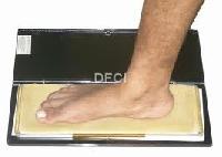 Foot Imprinter Harris Mat