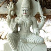 Stone Kali Mata Statue