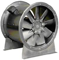 Tda-f Series - Axial Flow Fan Direct Driven Type (smokespill)