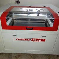 Double Head Laser Engraving Machine