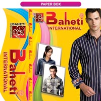 Paper Box Printing Services