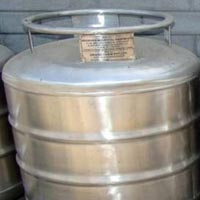 High Pressure Gas Storage Tank