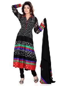 Black Anarkali Dress