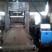 High Pressure Automatic Fly Ash Brick Machine