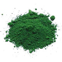Synthetic Green Iron Oxide