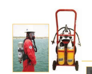 Self Contained Breathing Apparatus Air Line Systems