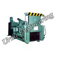 Hydraulic Door Scrap Baler