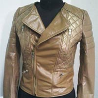Ladies Casual Leather Jackets