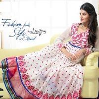 Anarkali Designer Salwar Kameez