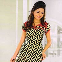 Cotton Printed Salwar Kameez