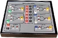 Basic Logic Gates Using Diodes, Transistors