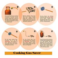 Cooking Gas Saver