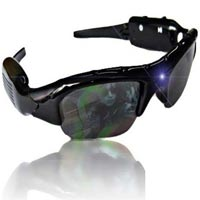 Sunglasses Spy Camera