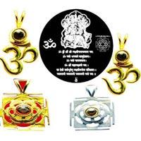 Vishnu Lakshmi Ji Pendant