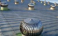 Factories Turbo Air Ventilators