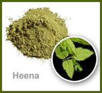 Henna Leaf Powder