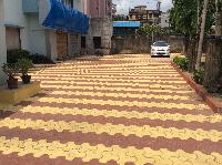 Paver Block Flooring Services